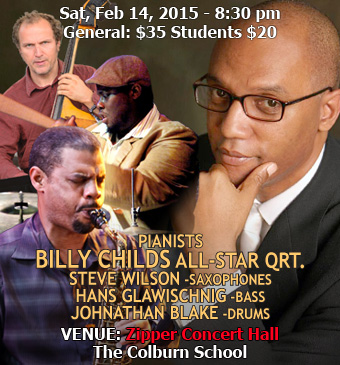 Billy Childs All-Star Quartet