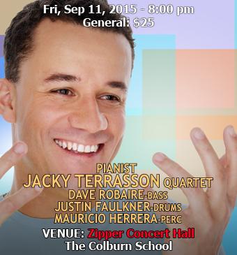 Jacky Terrason
