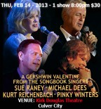 A Gershwin Valentine